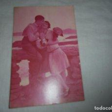 Postales: PAREJA CON PERRO. Lote 176297099