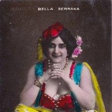 Postales: BELLA SERRANA 770/5 CRICULADA 1924. Lote 176826115