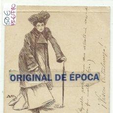 Postales: (PS-61770)POSTAL CIRCOL DE SN.LLUCH.ILUSTRADA POR A.UTRILLO. Lote 177403097
