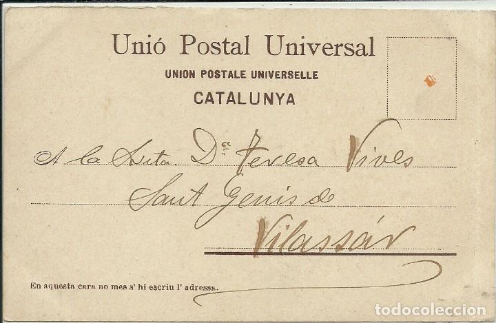 Postales: (PS-61770)POSTAL CIRCOL DE Sn.LLUCH.ILUSTRADA POR A.UTRILLO - Foto 2 - 177403097