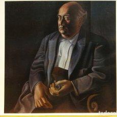 Postales: SALVADOR DALÍ. FIGUERES, 1904-1989. MUSEU D'ART MODERN. Lote 178686175