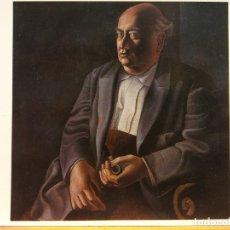 Postales: SALVADOR DALÍ. FIGUERES, 1904-1989. MUSEU D'ART MODERN. Lote 178686346