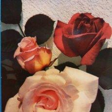Postales: RAMO DE FLORES, 100/20. USADA. Lote 178868030