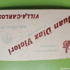 Postales: POSTAL ANTIGUA. Lote 179019663