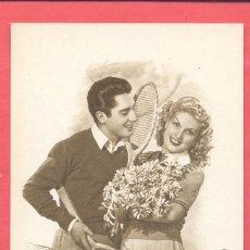 Postales: POSTAL ROMANTICA, MODELO 11.5 SIN CIRCULAR, VER FOTOS. Lote 179024887