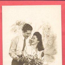 Postales: POSTAL ROMANTICA, MODELO 18.3 SIN CIRCULAR, VER FOTOS. Lote 179025190