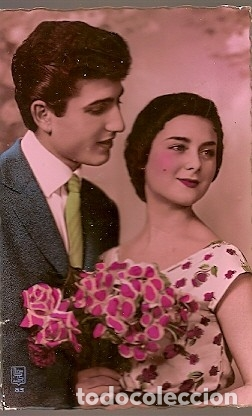 PORTUGAL & CIRCULADO, FANTASIA, FOTO, ED. SUPERLUXE PARIS, COIMBRA A LISBOA 1958 (7765) (Postales - Postales Temáticas - Galantes y Mujeres)