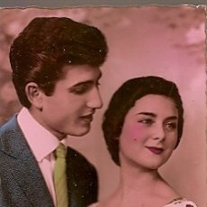 Postales: PORTUGAL & CIRCULADO, FANTASIA, FOTO, ED. SUPERLUXE PARIS, COIMBRA A LISBOA 1958 (7765). Lote 180137603