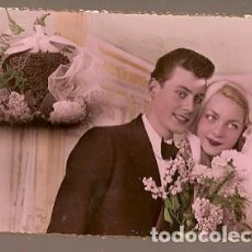 Postales: PORTUGAL & CIRCULADO, FANTASIA, FOTO, LISBOA 1957 (5600) . Lote 183378701