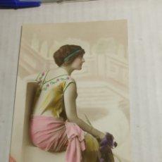 Postales: POSTAL ANTIGUA. Lote 186244943
