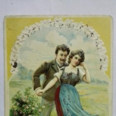 Postales: POSTAL ROMANTICA. Lote 190836386