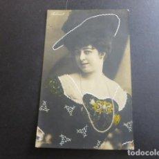 Postales: SAHARET ACTRIZ ARTISTA POSTAL. Lote 191168135