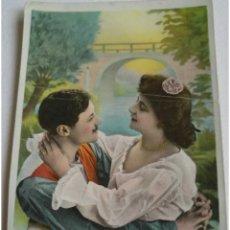 Postales: ANTIGUA POSTAL FOTOGRÁFICA. Lote 191340341