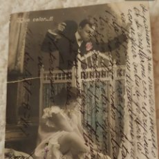 Postales: POSTAL 1900 FOTOGRAFO HURI PORTELLA. Lote 191472671