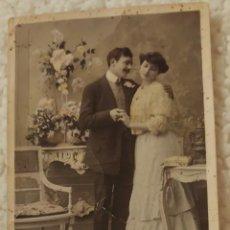 Postales: ANTIGUA POSTAL AÑOS 1900. Lote 191472777
