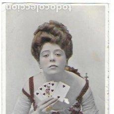 Postales: P-9718. POSTAL FOTOGRAFICA MISS CAMILLE CLIFFORD. PHILCO SERIES. 1907.. Lote 191475615