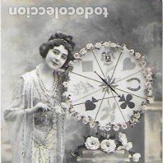 Postales: P-9739. POSTAL FOTOGRAFICA FRANCESA, A.S. PRINCIPIOS S.XX. . Lote 191491725