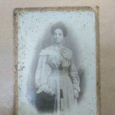 Postales: FOTOGRAFÍA ANTIGUA DE PERSONAJE DE PALMA DE MALLORCA. Lote 191685997