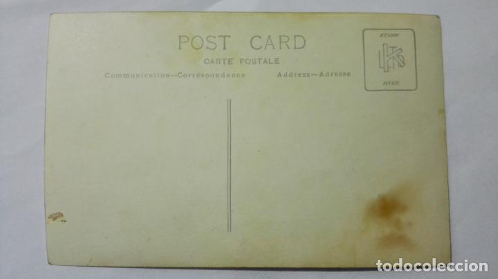 Postales: POSTAL, GRUPO DE AMIGOS EN LA MONTAÑA, AÑOS 60, MEDIDAS 13,5 X 8,5 CM - Foto 2 - 191931558
