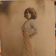 Postales: POSTAL ROMÁNTICA. ORIGINAL, SIN CIRCULAR. BUEN ESTADO.. Lote 192751836