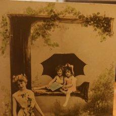 Postales: POSTAL ROMÁNTICA. ORIGINAL, SIN CIRCULAR. BUEN ESTADO.. Lote 192751973