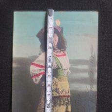 Postales: POSTAL DE LA ARTISTA JENNY RAUCH. Lote 193317938