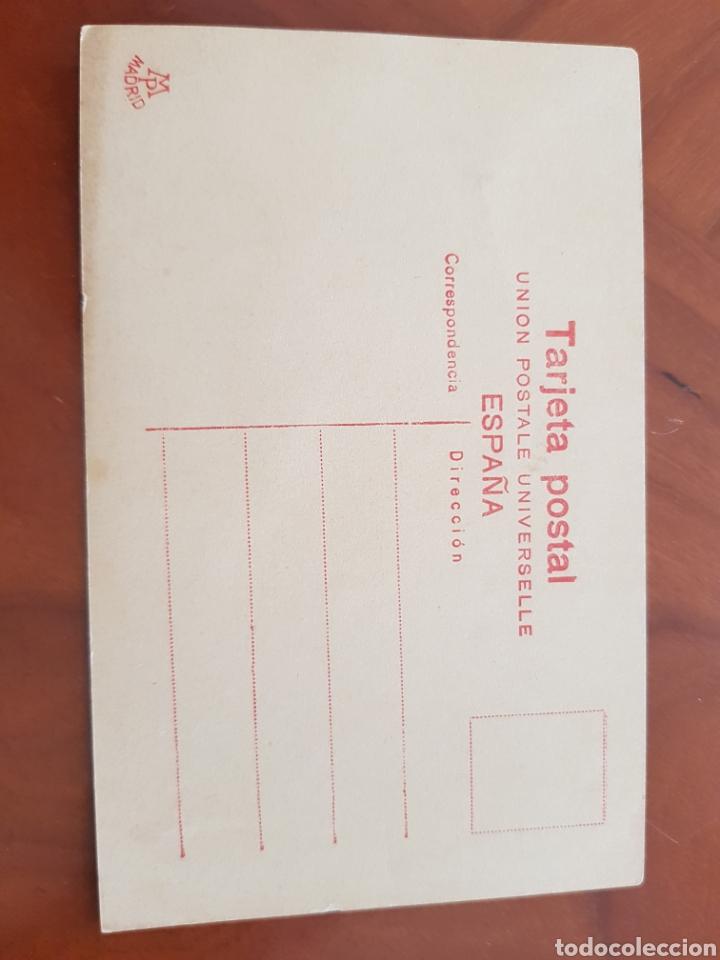 Postales: ANTIGUA POSTAL ACTRIZ COUPLESTISTA OLIMPIA LA ARGENTINA - Foto 2 - 194203440