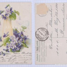 Postales: POSTAL - LA DE LA FOTO. Lote 194331760