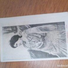 Postales: ANTIGUA POSTAL BELLEZAS 1900 UNIÓN POSTAL UNIVERSAL. Lote 194512853