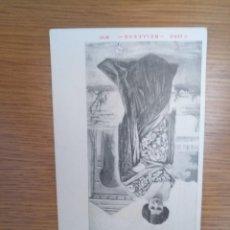 Postales: ANTIGUA POSTAL BELLEZAS 1900 UNIÓN POSTAL UNIVERSAL. Lote 194513250