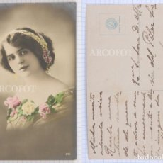 Postales: POSTAL - LA DE LA FOTO. Lote 194585087
