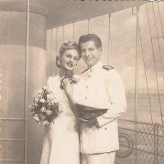 Postales: POSTAL ROMANTICA. EDITA P.D.1698. ESCRITA.. Lote 194623850