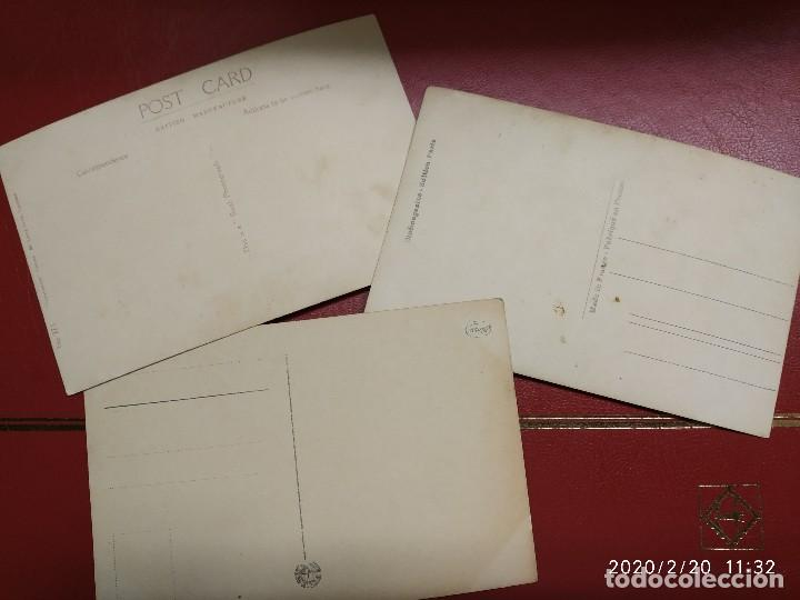 Postales: RODOLFO VALENTINO ANTIGUAS POSTALES RUDOLPH. - Foto 2 - 194690212