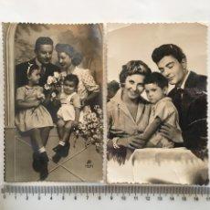 Postales: DOS POSTALES ROMÁNTICAS. H. 1945?.. Lote 194986367