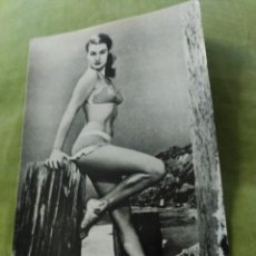 Postales: CHICA EN BIQUINI. Lote 195014001