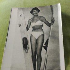Postales: CHICA EN BIQUINI. Lote 195014455