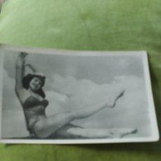 Postales: CHICA EN BIKINI. Lote 195017625