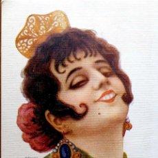 Postales: 297 TIPO ESPAÑOL DE A. CODINA. ED. VICTORIA. NUEVA. COLOR. Lote 195064503