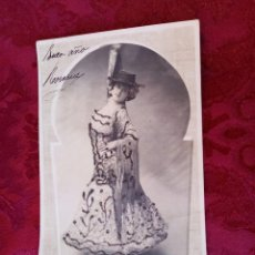 Postales: POSTAL ANTIGUA- LA TORTAJADA -COPLETISTA ,BAILARINA, CANTANTE- AÑO 1867 A 1957. Lote 195115998
