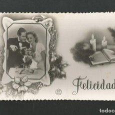 Postales: POSTAL CIRCULADA ROMANTICA EDITA D 1826. Lote 195188173