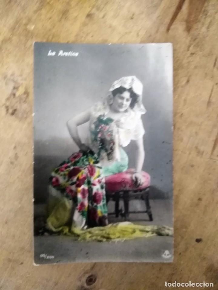 CUPLETISTA LA ARETINA 125/2154 (Postales - Postales Temáticas - Galantes y Mujeres)