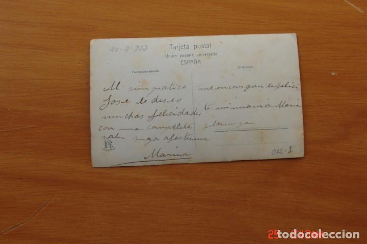 Postales: POSTAL ANTIGUA MUJERES GALANTES -CANTANTES Y ACTRISES -MARI MARINA - Foto 2 - 195322158