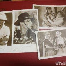 Postales: RODOLFO VALENTINO ANTIGUAS POSTALES RUDOLPH.. Lote 195416892