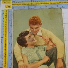 Postales: POSTAL DE MUJERES Y GALANTES. AÑO 1958. DAMA GALÁN BOMBONES. 2073 ANCLA. 138. Lote 195481327