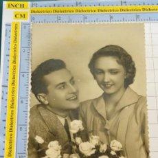 Postales: POSTAL DE MUJERES Y GALANTES. AÑO 1953. ENAMORADOS FLORES . 148. Lote 195482018