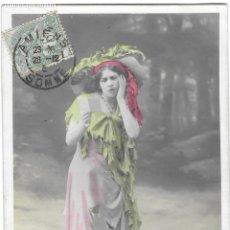 Postales: P-10152. POSTAL FOTOGRAFICA FRANCESA MOREAU. AÑO 1906.. Lote 196827081