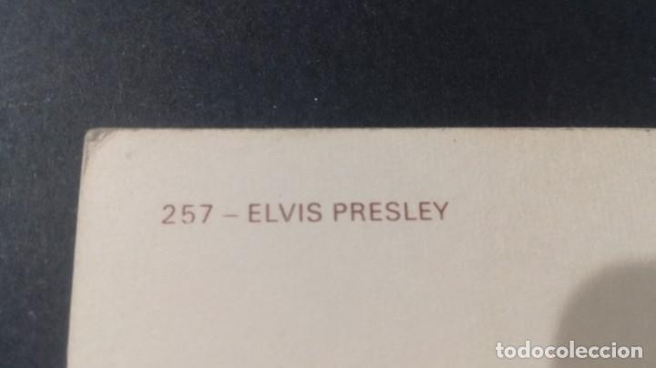 Postales: 257 ELVIS PRESLEYFAMOSOS ACTORES CANTANTESCP-A25 - Foto 2 - 197153718