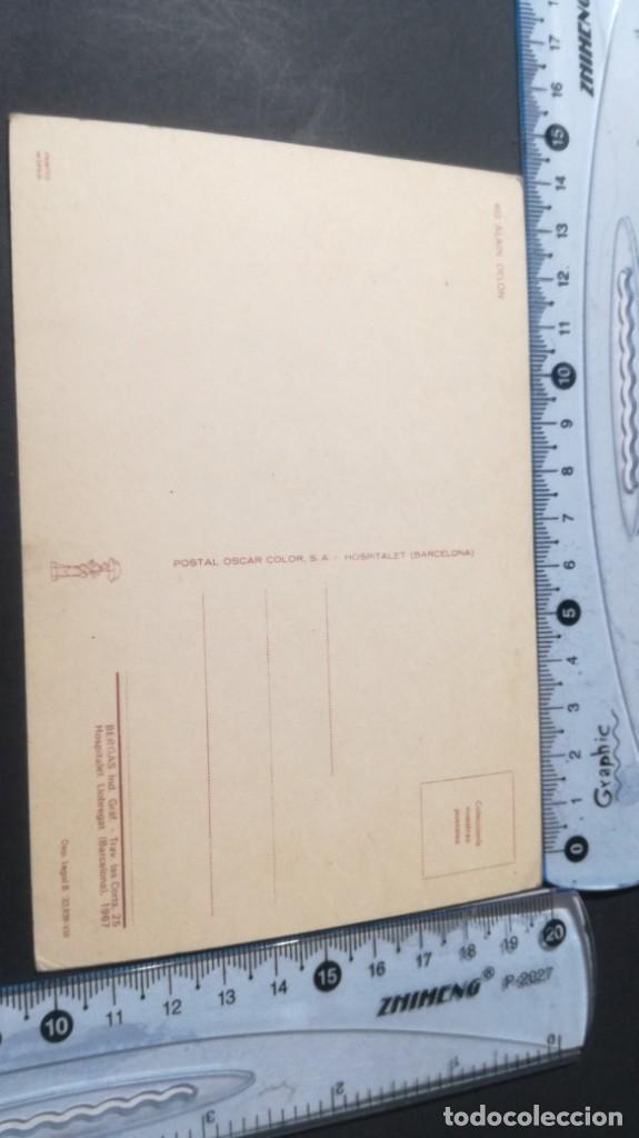 Postales: 463 ALAIN DELONFAMOSOS ACTORES CANTANTESCP-A25 - Foto 3 - 197153730