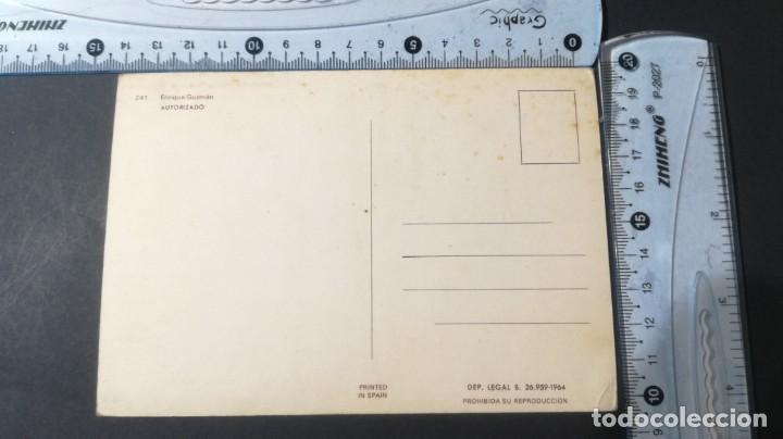 Postales: 241 ENRIQUE GUZMAN (AUTORIZADO)FAMOSOS ACTORES CANTANTESCP-A29 - Foto 3 - 197153792