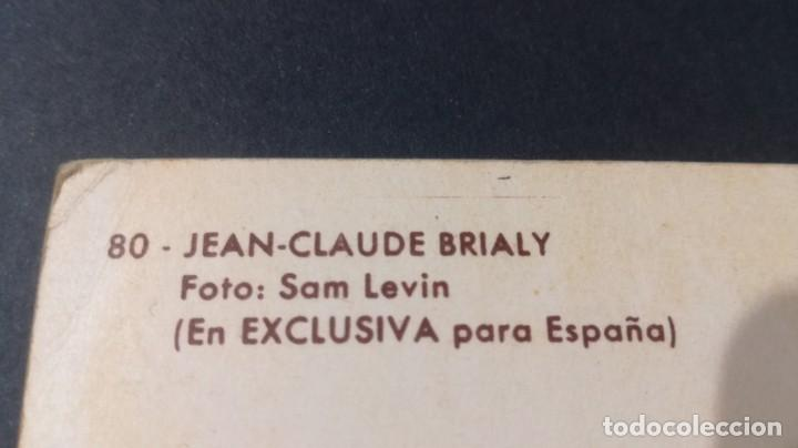 Postales: 80 JEAN-CLAUDE BRIALY - FOTO SAM LEVINFAMOSOS ACTORES CANTANTESCP-A29 - Foto 2 - 197153818
